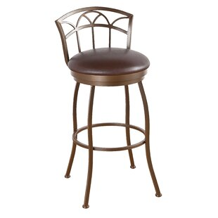Huges 26 Swivel Bar Stool