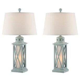 Cantrell Lantern 31 Table Lamp (Set of 2)