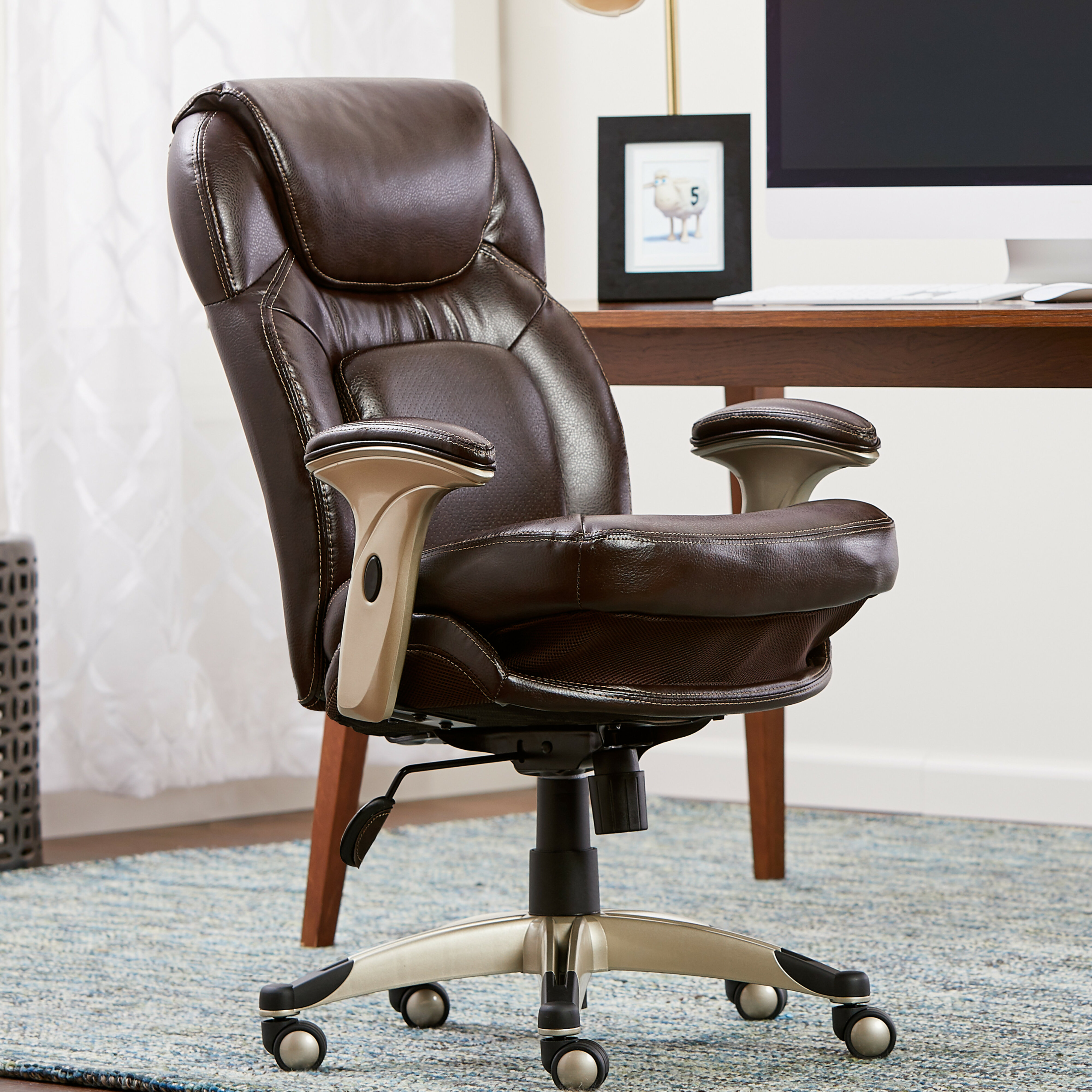 Back in Motion  Health and Wellness Ergonomic Executive Chair