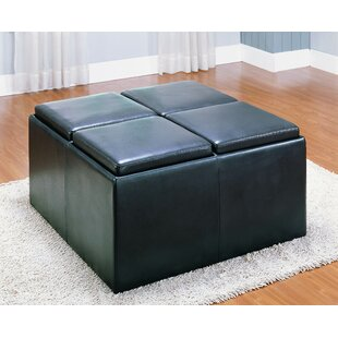 Claire Storage Ottoman by ..