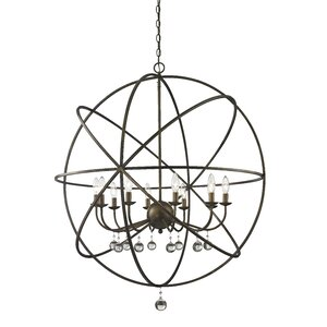 Broyhill 10-Light Globe Pendant