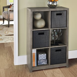Decorative Cube Unit Bookcase ClosetMaid