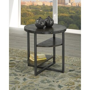 Williston Forge Budd End Table