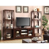Solid Wood TV Stand for TVs up to 60 by Hokku Designs