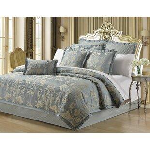 Walk Lux Jacquard 6 Piece Comforter Set