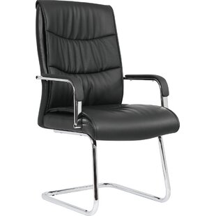 Cambridge High Back Cantilever Office Chair With Arms