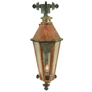 1-Light Outdoor Wall Lantern By Meyda Tiffany Outdoor Lighting