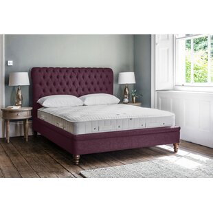 Skyloft Upholstered Ottoman Bed By Rosalind Wheeler
