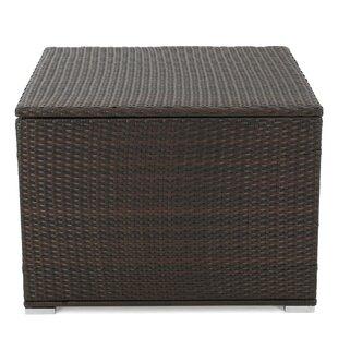 Benbow 70 Gallon Wicker Deck Box by Mercury Row