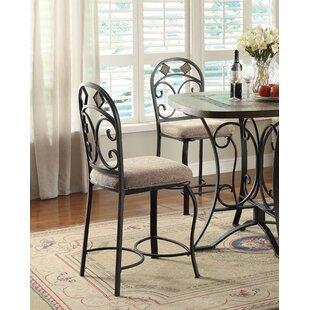 Fleur De Lis Living Benevides Dining Chair (Set of 2)