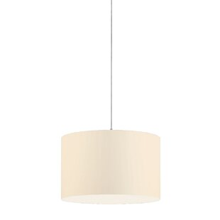 Orren Ellis Dreshertown 1-Light Drum Pendant