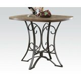 Bock Counter Height Dining Table by Fleur De Lis Living