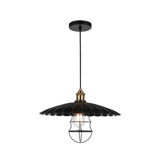 Williston Forge Mikell 1 Light Single Bulb Pendant Wayfair