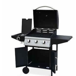 Athos Gas Electric Barbeque By Symple Stuff