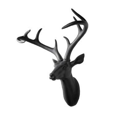 Large Deer Head Faux Taxidermy Wall Décor & Reviews   Joss & Main