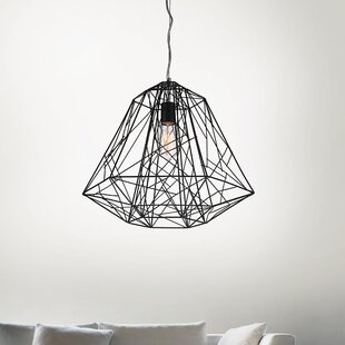 Bagheera 1-Light Geometric..