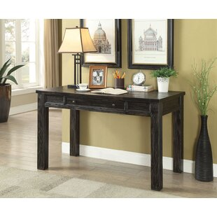 Wiesner Rustic Writing Desk by Millwood Pines #2