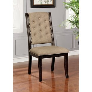 Jules Tufted Upholstered Dining Chair (Set of 2)