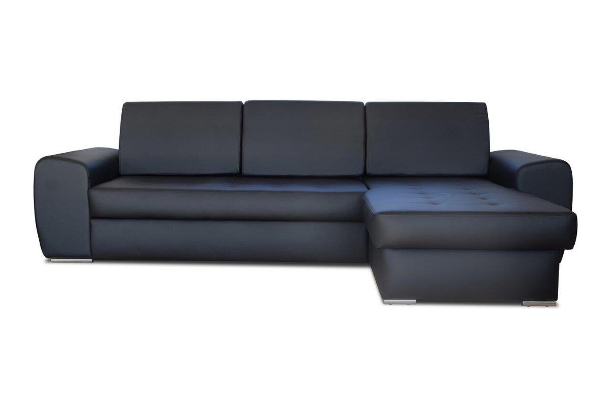 inters ecksofa royal mit bettfunktion. Black Bedroom Furniture Sets. Home Design Ideas