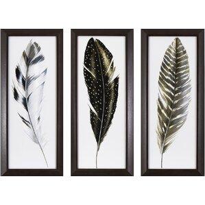 3 piece framed graphic art set u0027