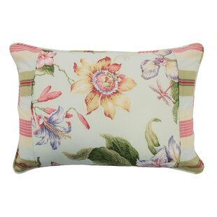Laurel Springs 100% Cotton Throw Pillow by Waverly Top Reviews