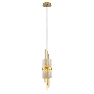 Corbett Lighting Symphony 1-Light Novelty Pendant