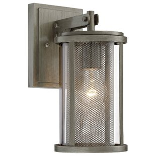 Best Choices Maddox 1-Light Outdoor Wall Lantern By 17 Stories
