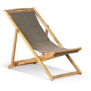 Lonan Reclining Beach Chair By House Of Hampton