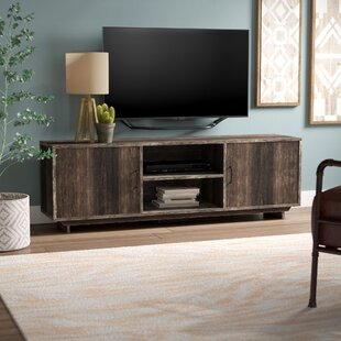 Affordable Lamy TV Stand for TVs up to 65 ByUnion Rustic