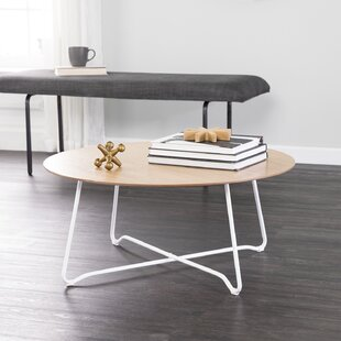 Inexpensive Rollo Coffee Table by Ebern Designs Reviews (2019) & Buyer's Guide