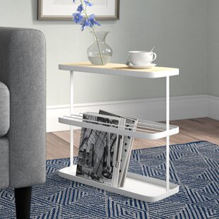 Espinal End Table by Rebrillia..