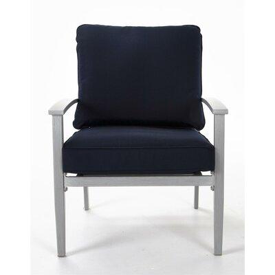 Patio Chair With Cushions Wade Logan