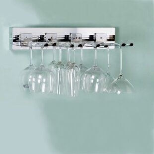 Orginnovations Inc Arrange a Space Wall Mounted Wine Glass Rack