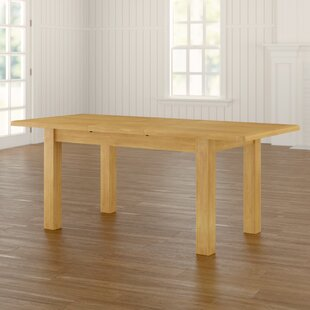 Afognak Extendable Dining Table By Union Rustic
