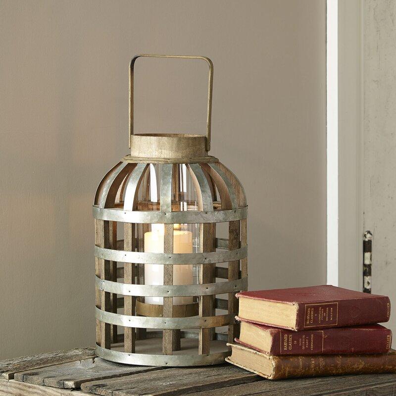Swansea Tall Lantern