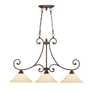Alcott Hill Hambleden 3-Light Pendant