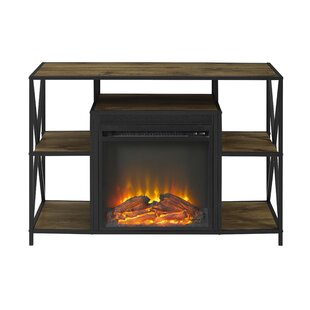Compare & Buy Neff TV Stand for TVs up to 40 with Electric Fireplace by Union Rustic Reviews (2019) & Buyer's Guide