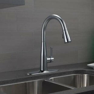 Find the Perfect Delta Pull Down Kitchen Faucets | Wayfair
