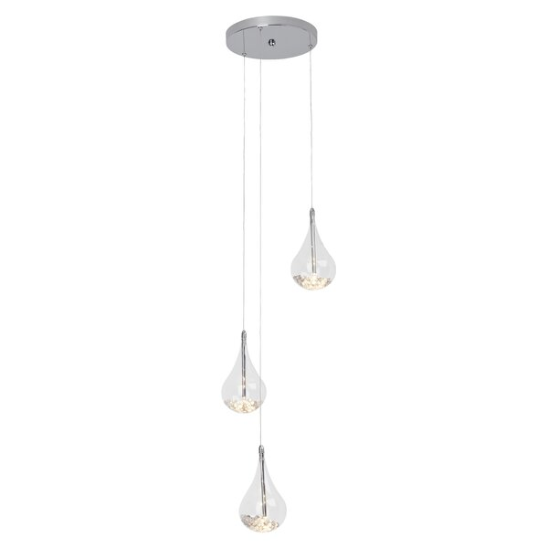 Large Glass Pendant Light | Wayfair.co.uk