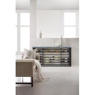 Hooker Furniture Melange Graham Wine Cons..