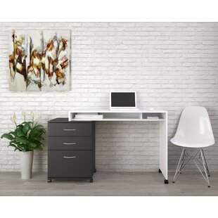Secor Home Office Desk 2 Piece Set