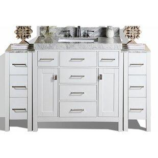 Bargain Laub 65 Single Bathroom Vanity Set ByHouse of Hampton