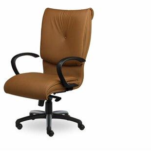 Seating Inc Saddle High-Back Executive Chair