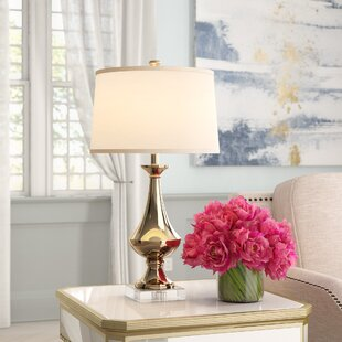 Broadfields 28 Table Lamp with Drum Shade