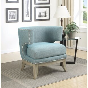 Shepherd's Barrel Chair by Gracie Oaks