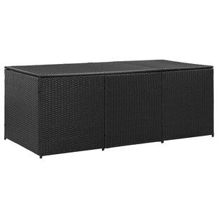1130 L Rattan Storage Box By WFX Utility