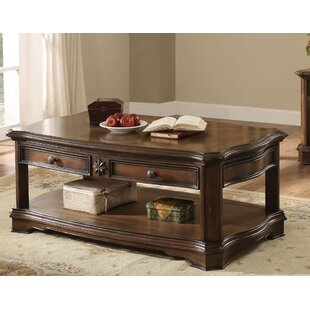 Foxman Coffee Table by Astoria Grand