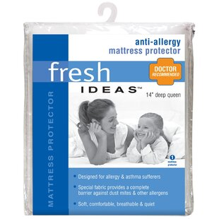 Fresh Ideas Anti-Allergy Hypoallergenic Mattress Protector