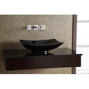 Compare & Buy Stone Rectangular Vessel Bathroom Sink By Ryvyr