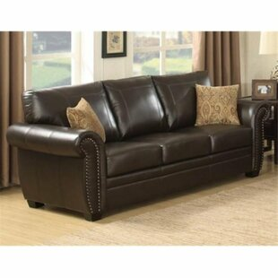 Cruse Leather Sofa